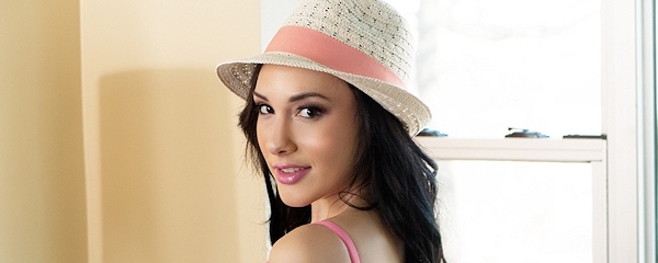 Shay VanBurin w kapelusiku