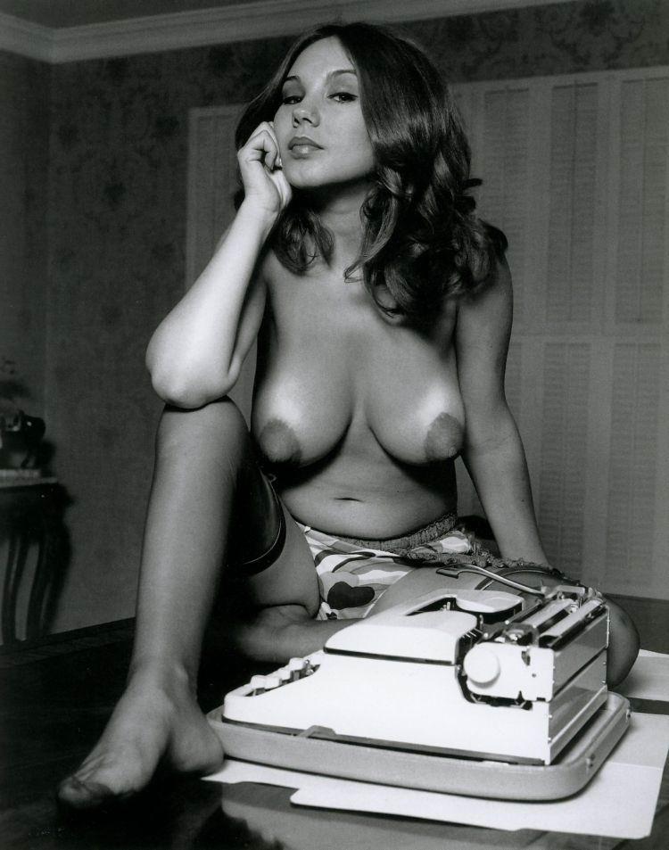 Black and white retro porn