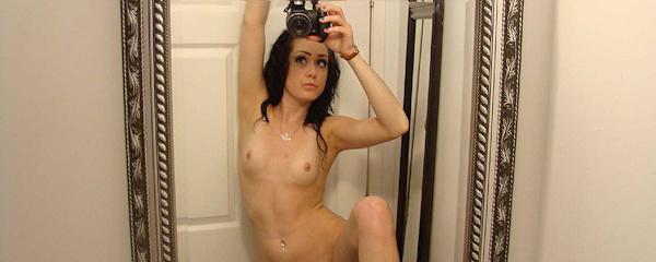 Stella – Nagie selfie
