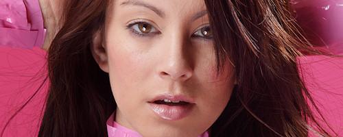 Talia Shepard i różowa taśma