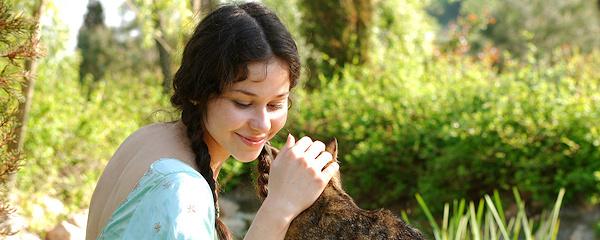 Tanya i kotek