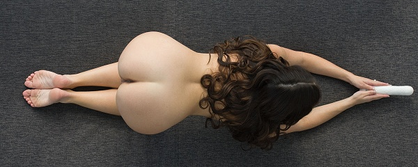 Taylor Vixen- Zabawy wibratorem