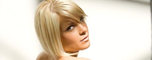 Tiffany Selby w bieliźnie