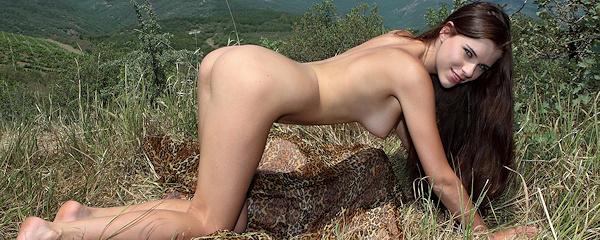 Valeria na wzgórzu