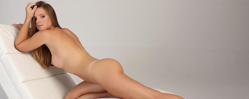 Vanessa Mio w jeansach