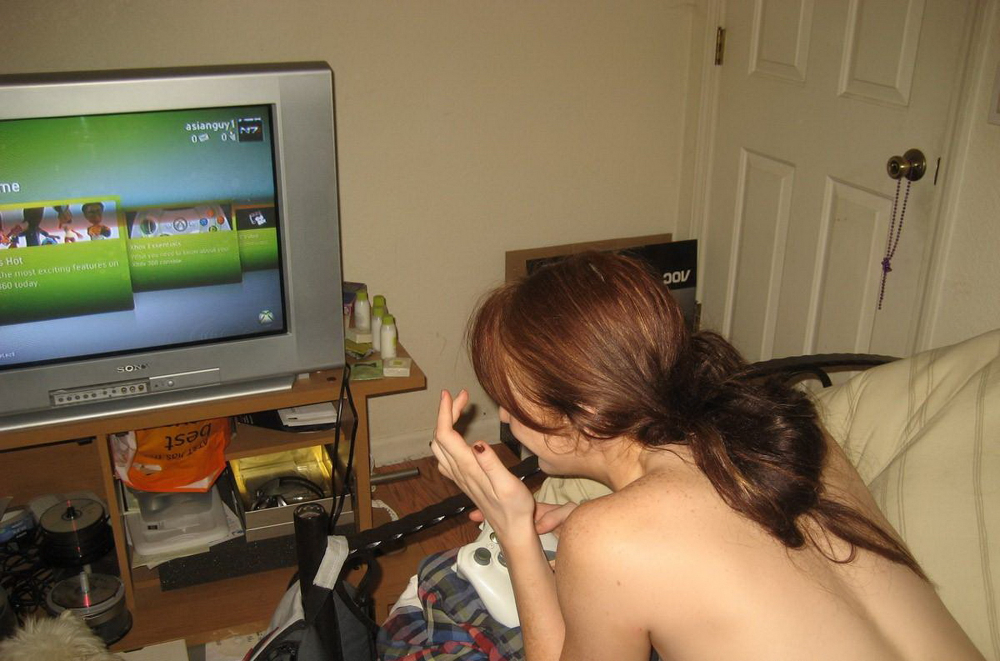 Real Amateur Gamer Girl Yourporn 1