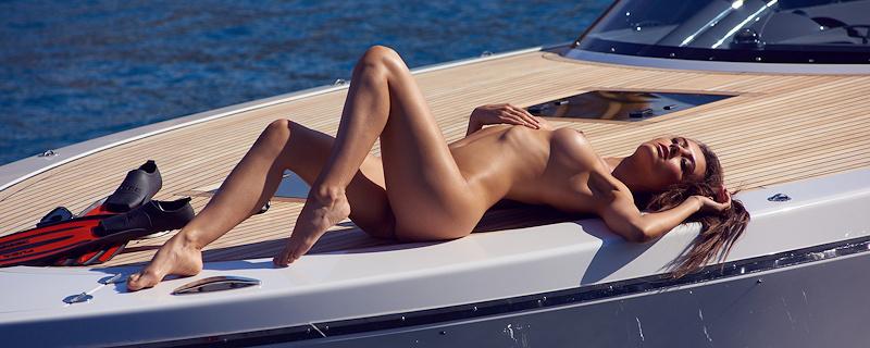 Veronika Klimovits – Wypoczynek z nurkowaniem
