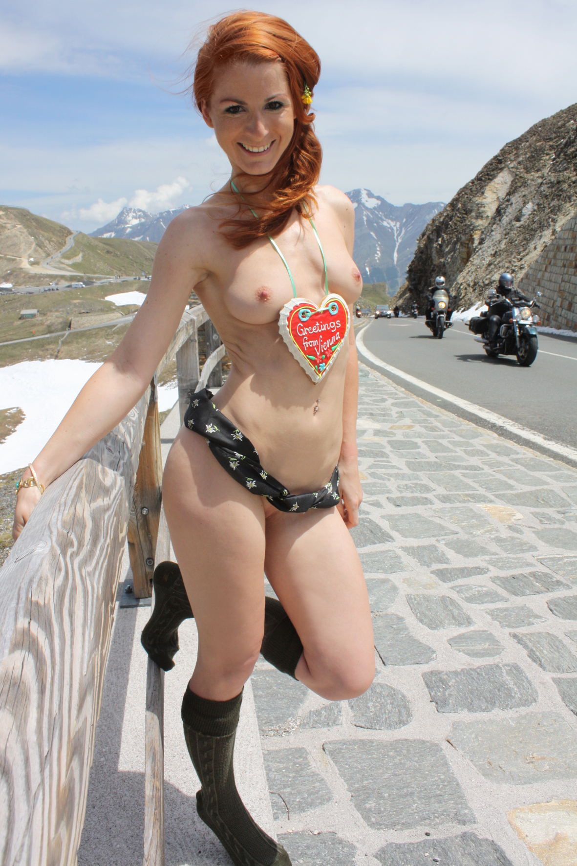Vienna red head nudes — img 4