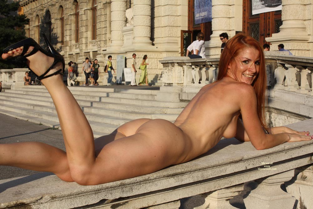 Vienna red head nudes — img 10