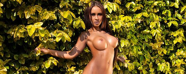 Vivien w bikini
