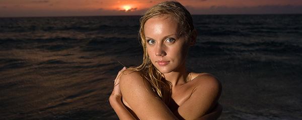 Sandra – Zachód słońca nad morzem